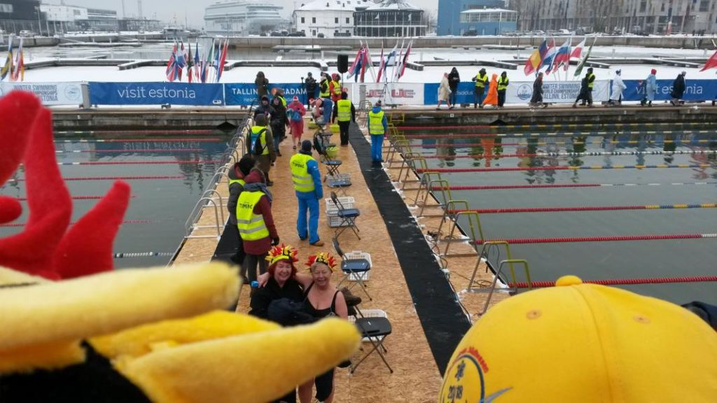 Winterschwimmer Weltmeisterschaft