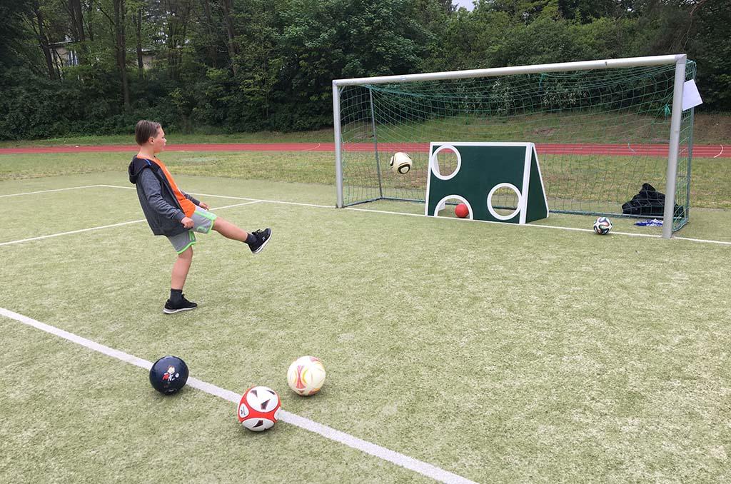 Fussball spielen in Bernau