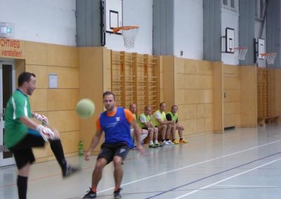 Tricks beim Fussballspiel