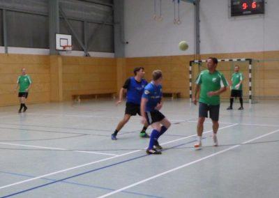 Unser Team beim Fussballtraining